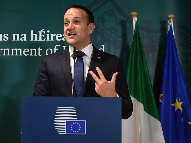 Varadkar Told to 'Dial Down the Rhetoric' over Irish Border Comments
