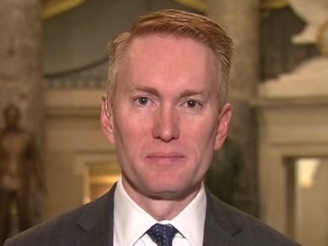 GOP Sen. Lankford: No Border Security Plan Without Barrier -- 'It Needs to Be Part of It'