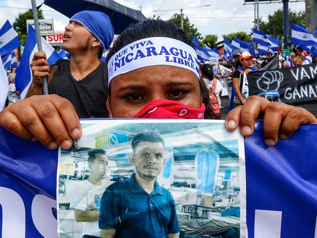 Experts: Nicaragua Regime Responsible for 'Gross Human Rights Violations'
