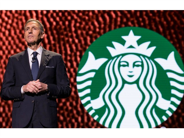 Starbucks' Howard Schultz: America Exists for Immigrants, Not Americans