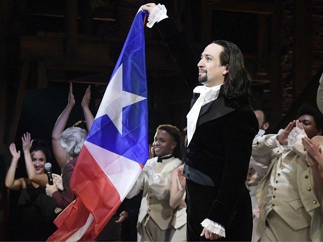 Dozens of Democrats Flock to Puerto Rico for 'Hamilton' Broadway Show Amid Shutdown