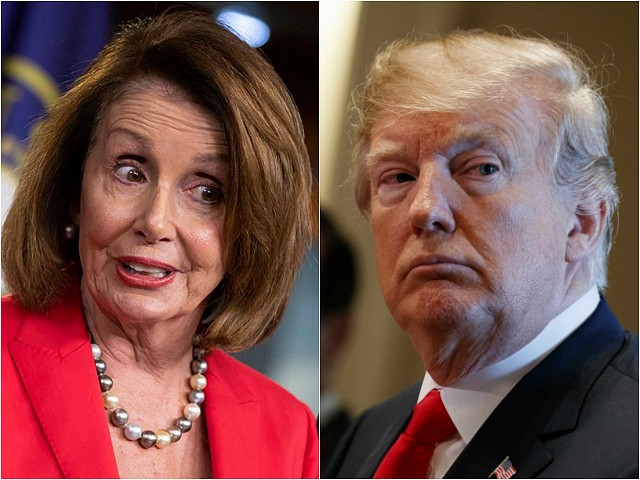 Donald Trump: Why Is Nancy Pelosi Still Getting Paid During the Shutdown?