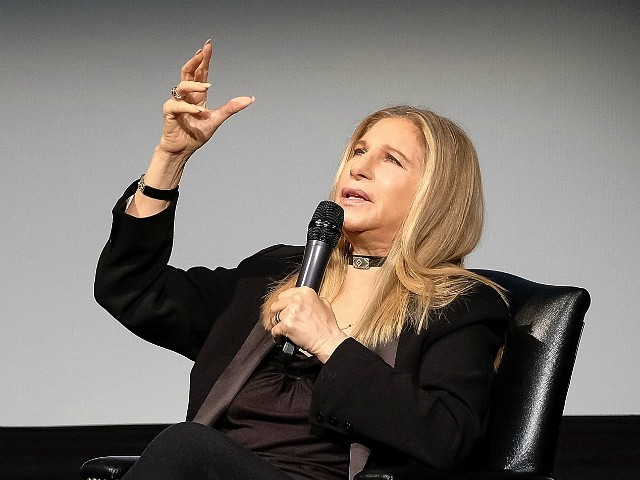 Barbara Streisand: 'How Many Innocent People Have to Die Before' We Get Gun Control