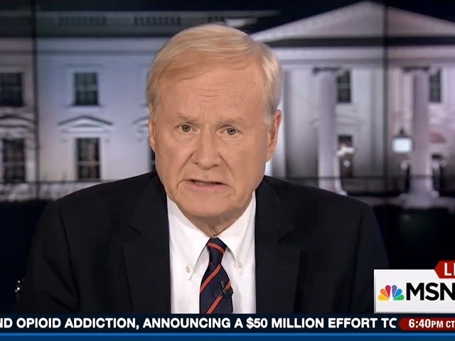 Matthews: Sometimes I Think Trump Is 'Going to Just Start Talking to Us in Russian'