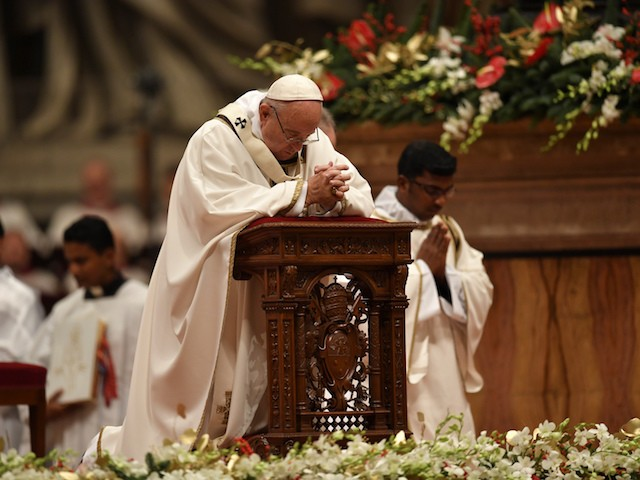 Pope Francis: God Answers All Our Prayers Even If It Takes 'a Lifetime'