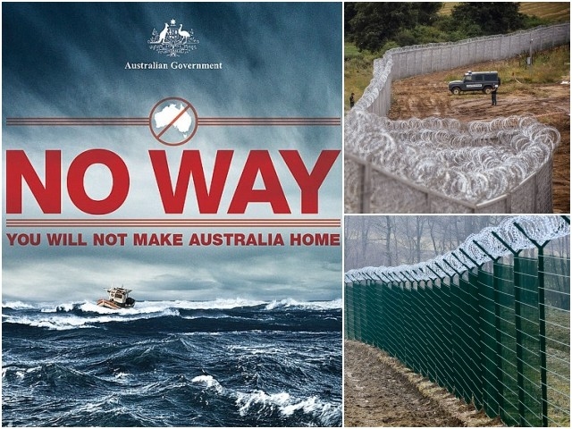 PHOTOS: Bulgaria, Australia, Slovenia Prove Border Walls Stop Illegal Immigration