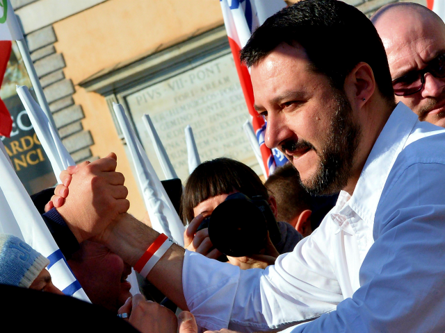 Salvini Refuses to Reopen Italy's Ports: Stopping Migrant Boats Saving Lives