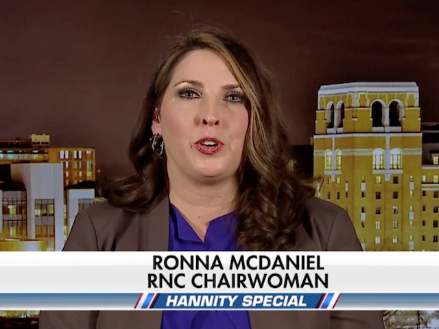 RNC Chair on Romney Op-Ed: GOP Needs to 'Attack the Democrats' Instead of Each Other