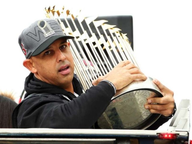 Red Sox Manager Alex Cora on White House Visit: 'Right Now I Can Say Yes'