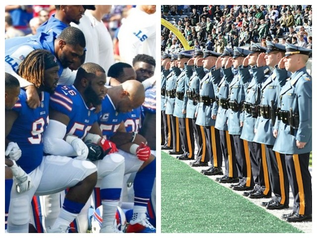 NFL Player Coalition Uses Social Justice Funds to End 'Racial Disparity in Policing'