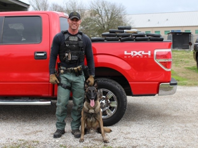 Texas Deputy, K-9 Seize $1.5M in Cocaine During Traffic Stop