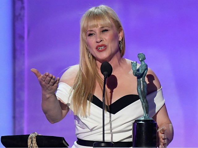 Patricia Arquette at SAG Awards: 'Thank You, Robert Mueller'