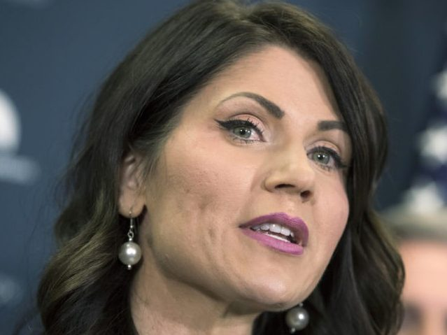SD Gov. Kristi Noem Signs Bill to End Concealed Carry Permit Requirement