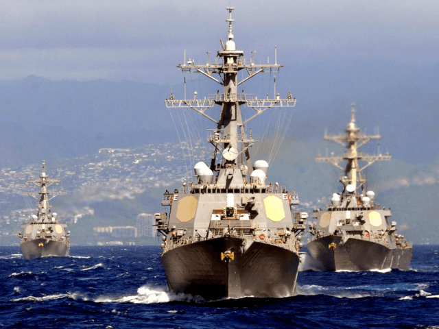 China Threatens U.S. Freedom of Navigation Patrols with Anti-Ship Missiles