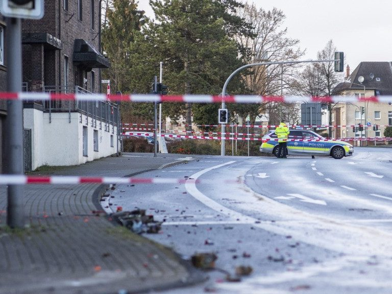No Charges Over Germany Xenophobic Car Attack, Suspect Remains in Detention