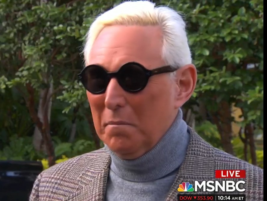 Roger Stone: FBI Stormed My House with More Force Than What Was Used on Bin Laden or El Chapo