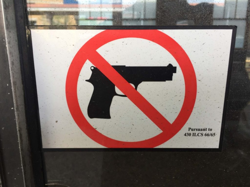 Wyoming Republicans Push to Eliminate Gun-Free Zones in Public Places