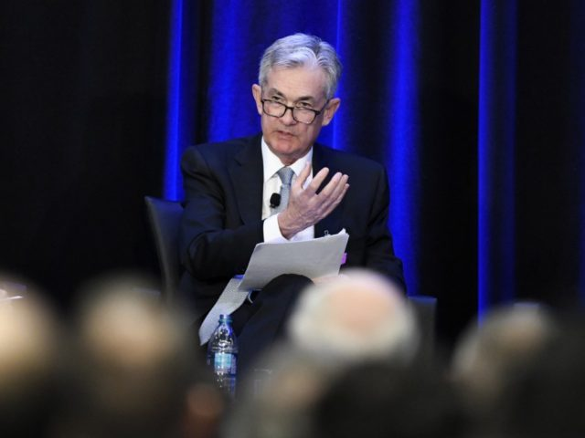Powell Blinked: Stocks Soar After Fed Chair Says Central Bank Will Be 'Patient'