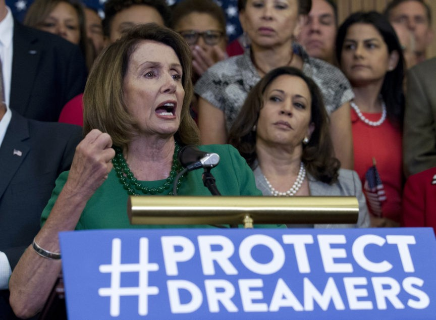 Pelosi: Amnesty for 'Patriotic' Dreamers Will 'Make America More American'