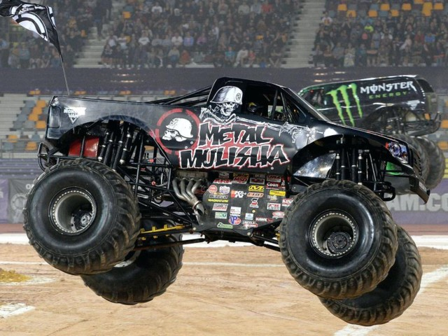 Monster Jam Removes All Gun Images, Gun Names from Monster Trucks