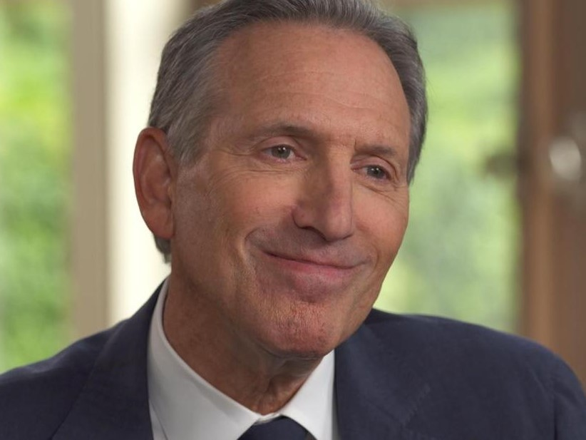 Howard Schultz 'Seriously Thinking of Running for President' as a 'Centrist Independent'
