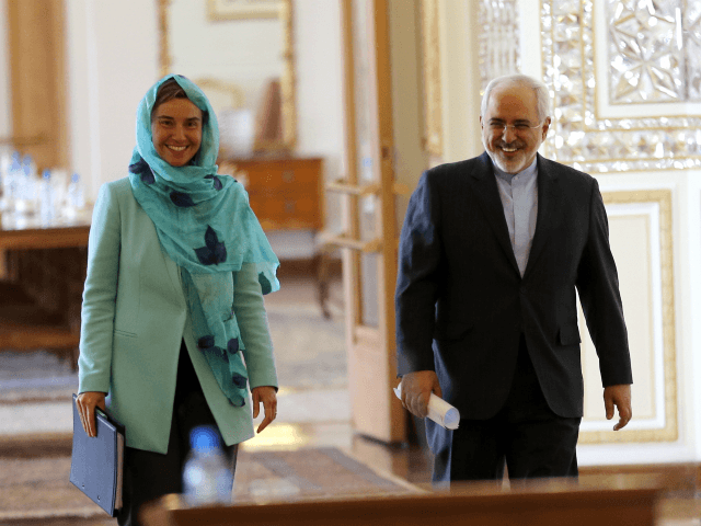 E.U. Finalizes Deal with Iran to Evade U.S. Trade Sanctions