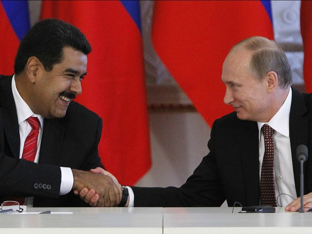 Russia: U.S. Engaged in 'Shameless, Open Attack on Venezuelan Sovereignty'