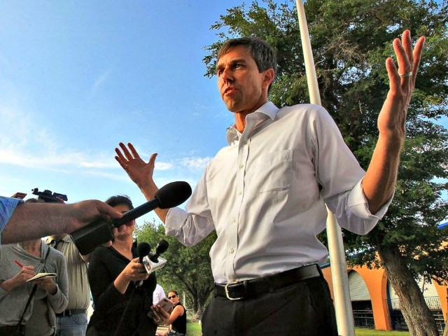 Beto O'Rourke Questions 'Principles' of Constitution: 'Does This Still Work?'