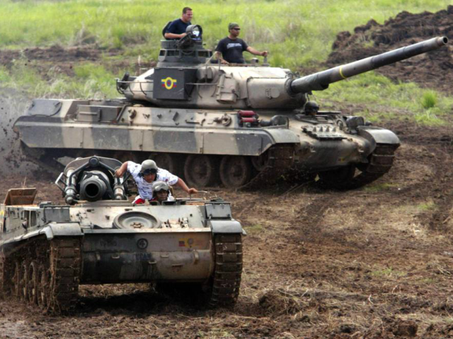 Spain Modernizes Venezuelan Tanks, Violating EU Sanctions
