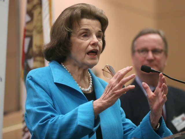 Dianne Feinstein Pushes Ban on Commonly Owned Semiautomatics, 'High Capacity' Mags