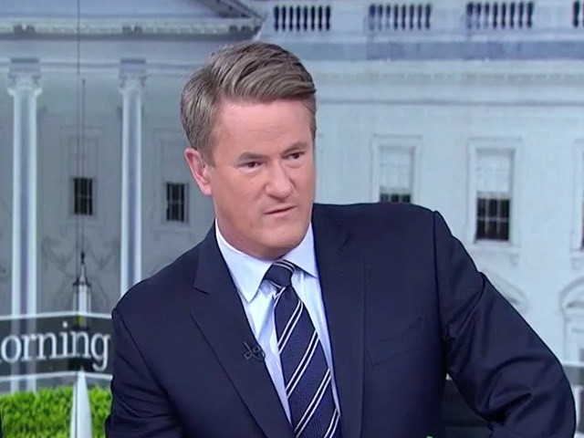 Scarborough: 'Delusional' for Trump to Say the Country Wants the Wall