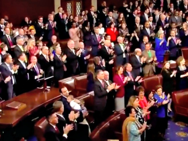 House Gives Victims of Illegal Alien Crime Bipartisan Standing Ovation on Chamber Floor