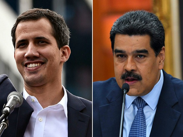 Venezuela: Maduro Tries to Freeze President Juan Guaido's Assets, Bar from Travel