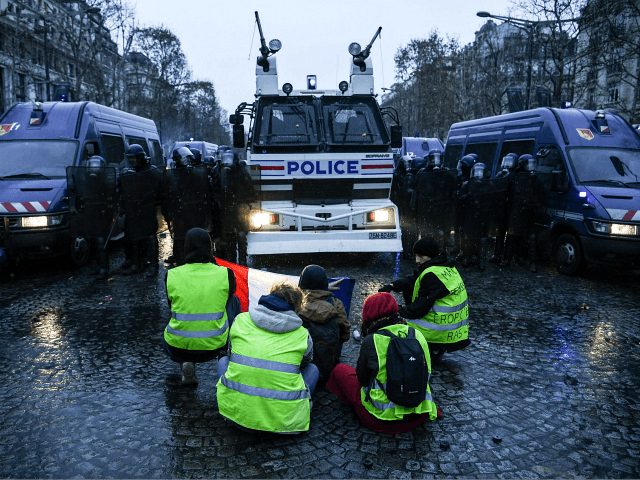 Euro Watchdog Investigates Yellow Vest Protest Policing 'Human Rights Issues'