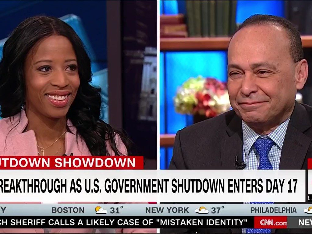 CNN Announces New Additions Mia Love, Luis Gutierrez -- Say They Could Make Shutdown Deal if Still in Office