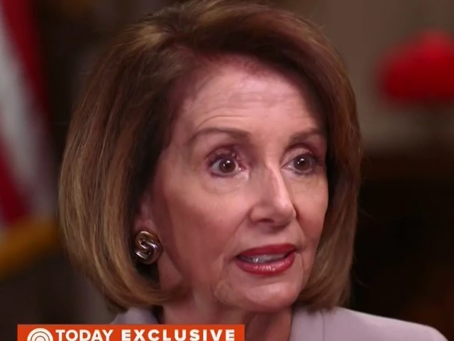 Nancy Pelosi Won't Rule Out Indictment, Impeachment of Trump