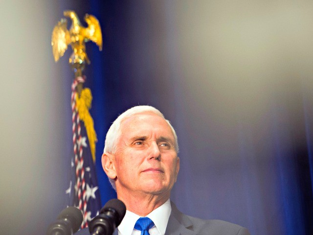 VP Mike Pence: Pro-Life Trump Administration Is 'All About Results'