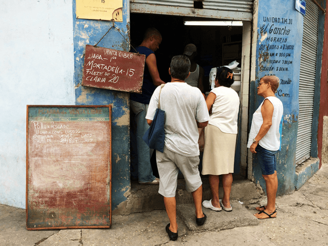 'They Are Starving Us to Death': Cubans Protest Food Shortages