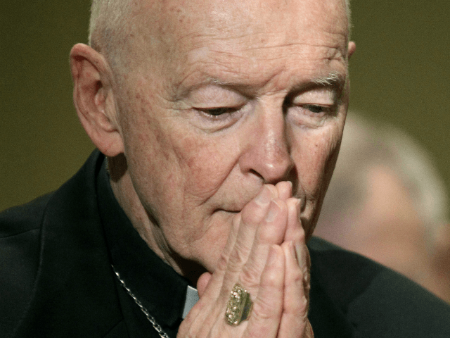 Vatican Whistleblower Calls on McCarrick to 'Repent Publicly' of His Sins