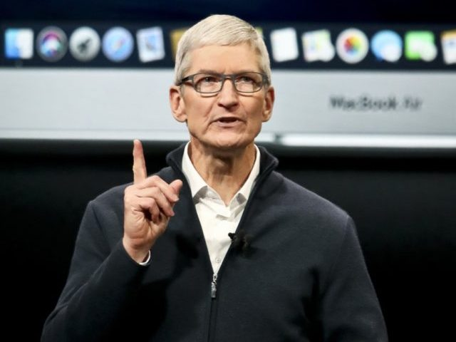 Apple CEO Tim Cook on Big Tech Regulation: 'We Must Reign In the Data Brokers'