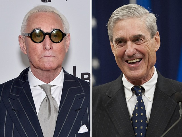 Roger Stone Indictment Uses Russia 'Hack' Conclusions from Google-Linked Company