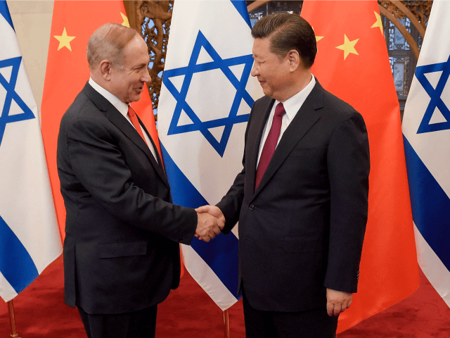 Shin Bet Chief: Chinese Investment in Israel is 'Dangerous'
