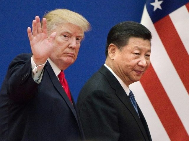 China Reportedly Offered to Go On Spending Spree to Cut Trade Deficit