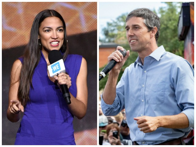 Pinkerton: From AOC to Beto -- The Political Stars Are Brighter Than Ever