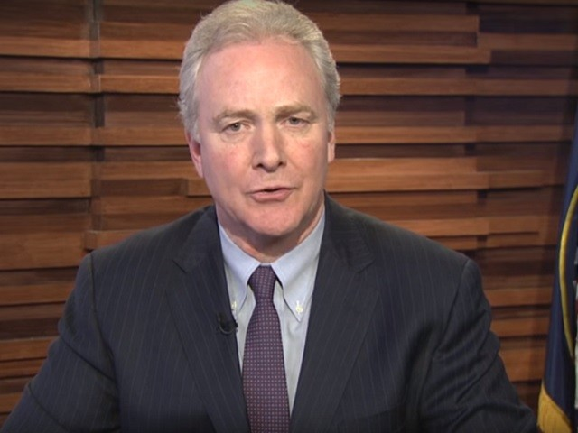 Van Hollen: Shutdown 'Part of a Larger Pattern' of Trump Putting 'Whims' and Politics Ahead of Americans