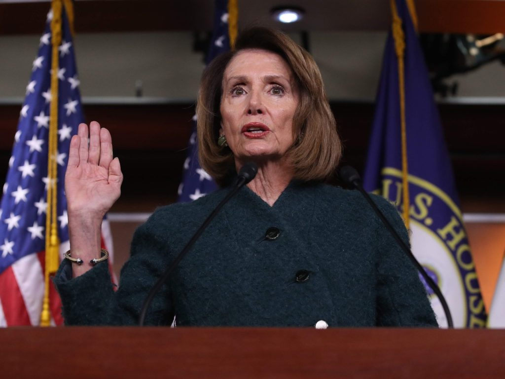 NBC, CNN: Secret Service, DHS Reject Nancy Pelosi's 'Security' Excuse for Canceling State of the Union