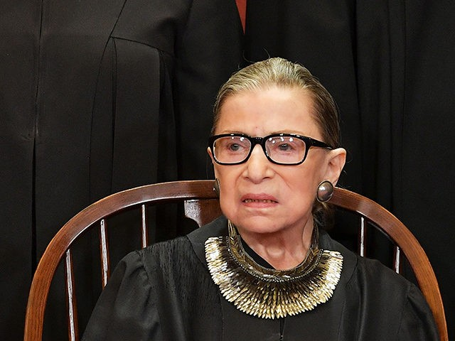 Rumors of Ruth Bader Ginsburg's Imminent Retirement Are Everywhere