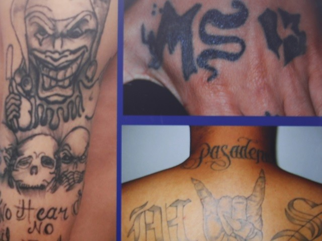 Two MS-13 Gang Members Stopped After Crossing Arizona Border