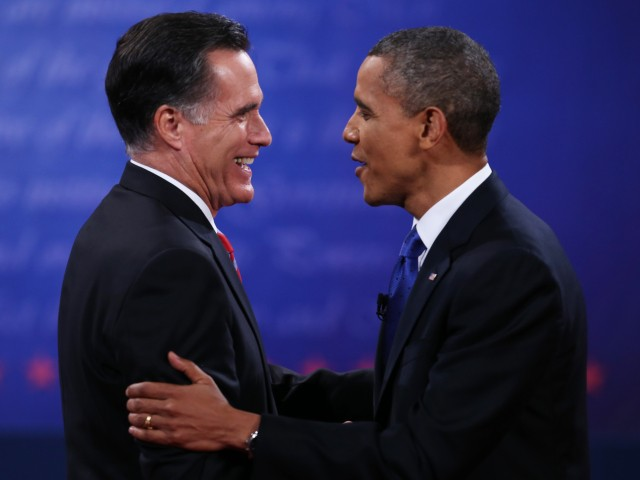 Donald Trump: Mitt Romney Fights Me More than He Did Barack Obama