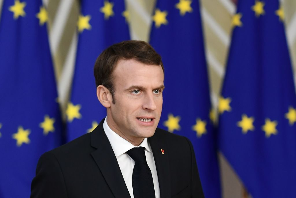 Macron: British 'Losers' Were 'Sold a Lie' in Brexit Referendum